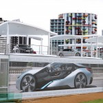 BMW Group Pavilion, Olympic Park