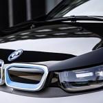 BMW i3 Motorhaube
