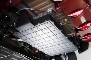 Plugless Power schnurloses induktives Laden Nissan Leaf