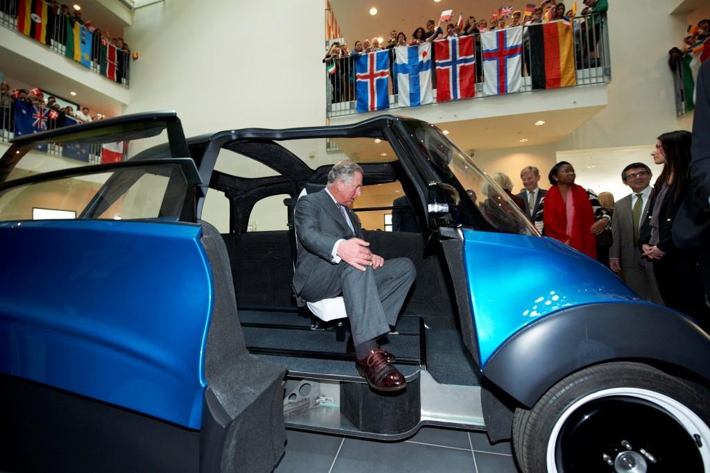 Prinz Charles - QBEAK von ECOmove