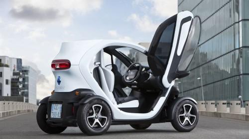 Renault ruft Twizy zurück