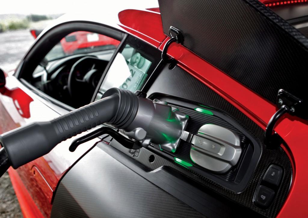 Tesla Model S wird CHAdeMO kompatibel sein