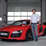 Audi R8 e-tron: Weltrekord auf der Nürburgring Nordschleife