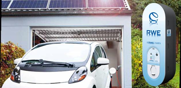 RWE stellt neue Ladeboxen vor – eCarTec