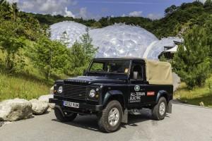 Range Rover Electric Defender