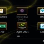 Renault ZOE R-Link Apps