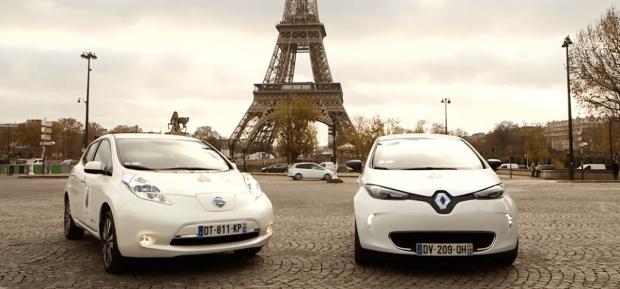 Renault-Nissan-Allianz entwickelt EV-Plattform