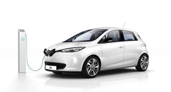 Renault gewinnt zwei eCarTec Awards