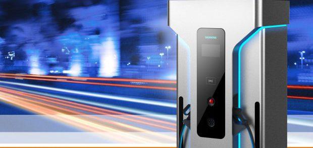 Siemens stellt Schnellladesäule mit 150 kW vor