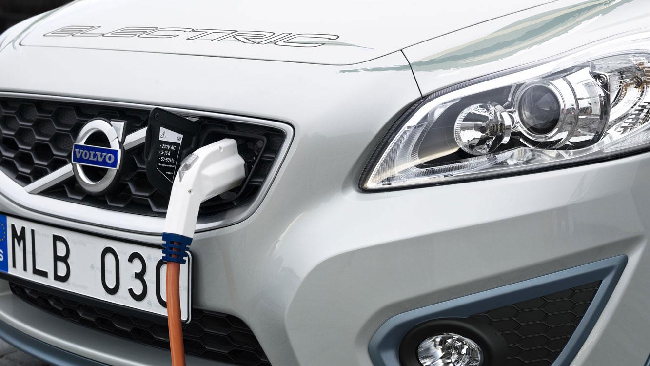 Elektroautos im Unterhalt 35 Prozent günstiger