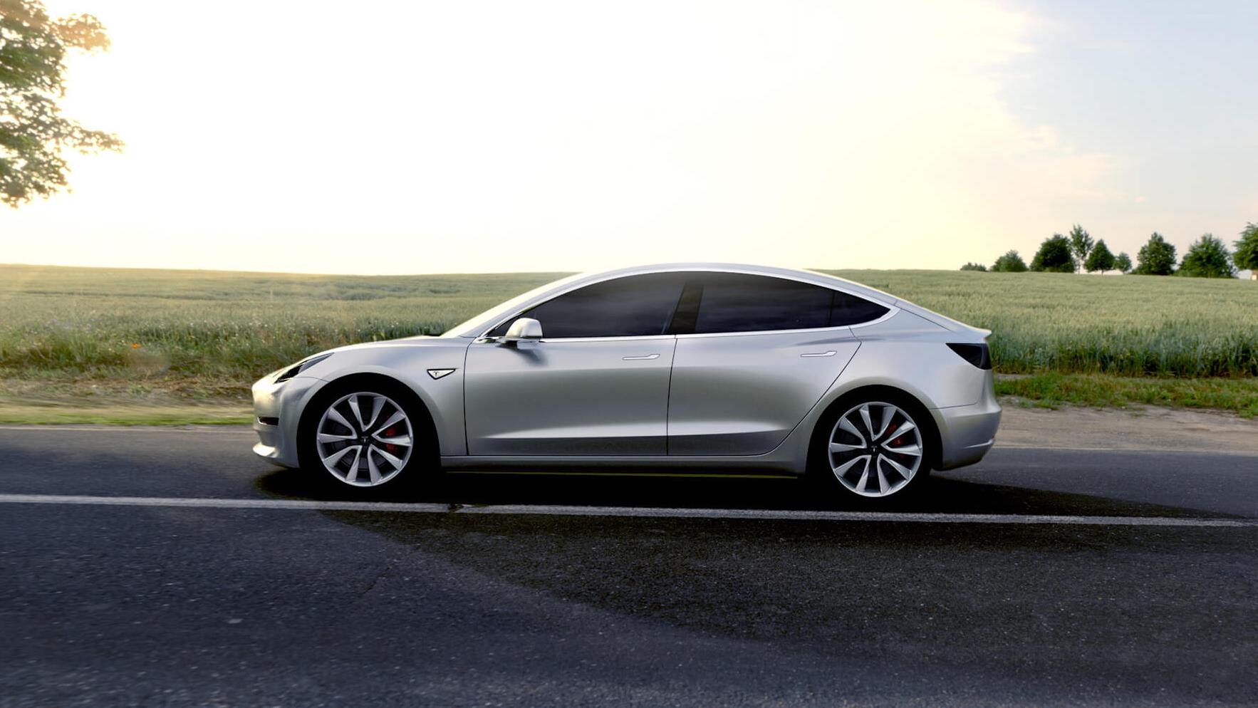 Tesla Model 3 – was seit der Präsentation bekannt ist