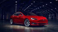 Tesla Motors Model S 90D