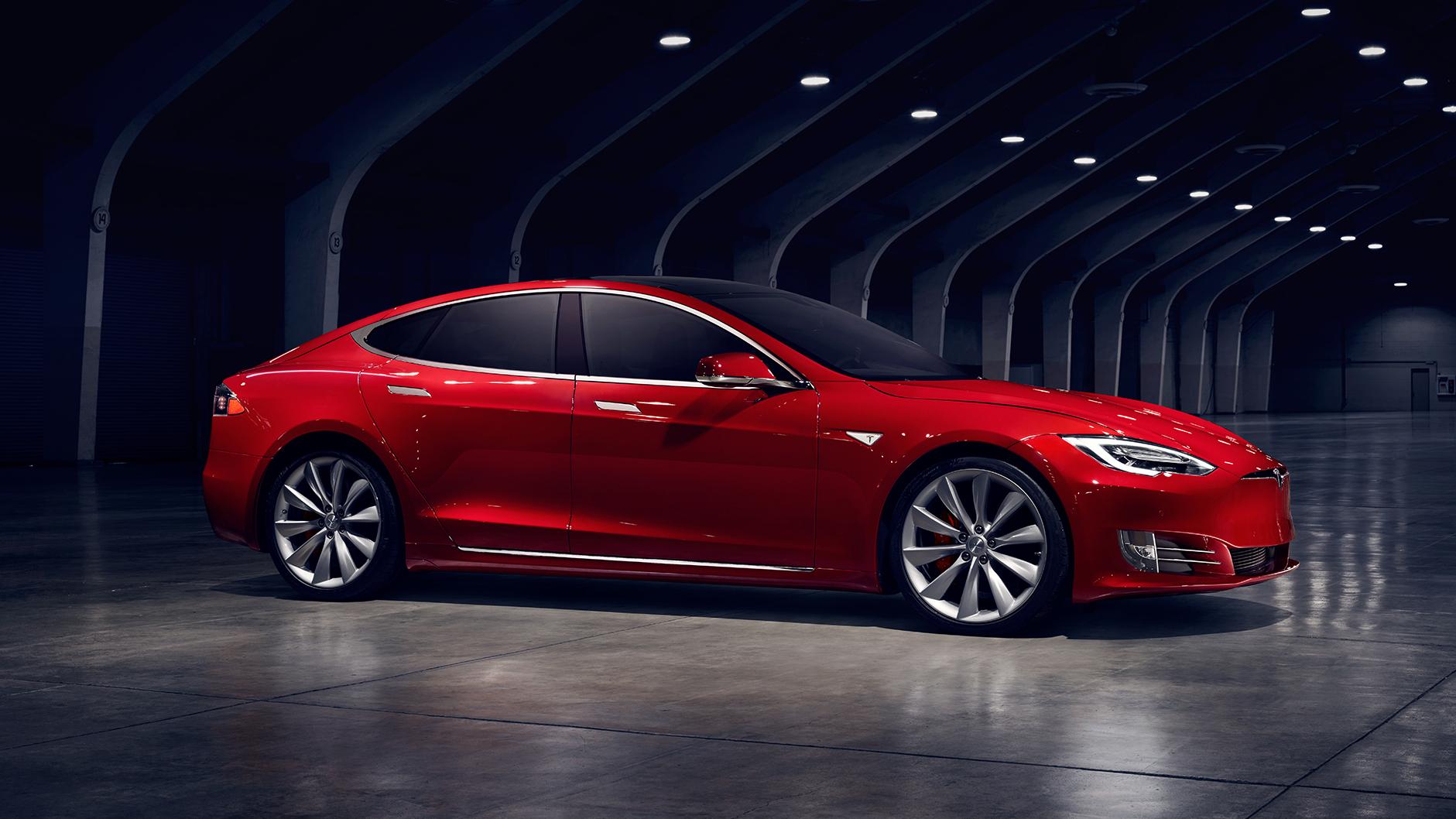 Tesla bringt mit Model S 60 neue Basisversion, erneut