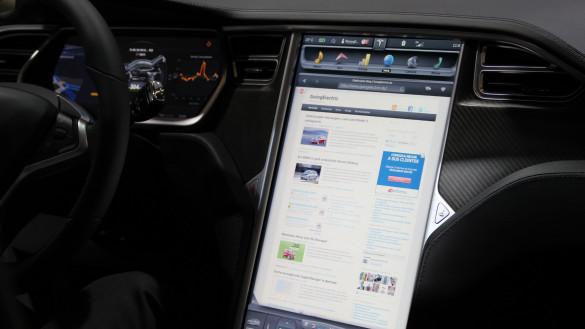 Tesla Model S: Sicherheitslücke API