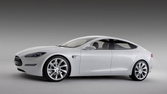 Tesla Model S Update, Beschleunigung, Werbung