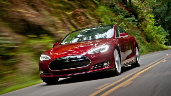 Tesla Model S neue Varianten 2013