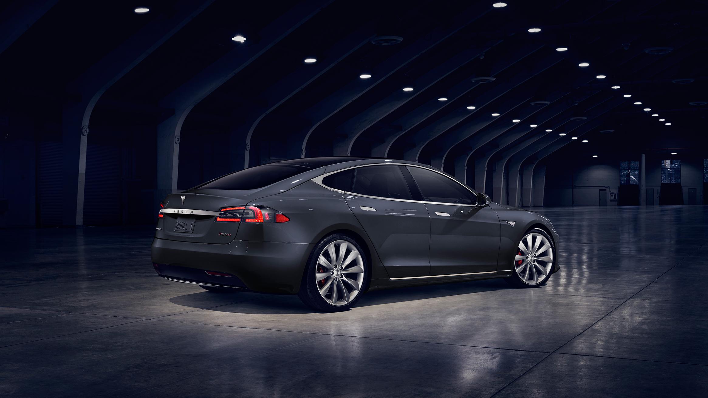 Tesla Model S: Und dann sind es wieder vier