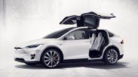 Tesla Motors Model X 90D