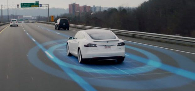 Tesla Autopilot nicht schuld am Unfall