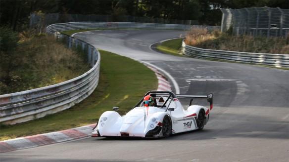 Toyota TMG EV P002 Rekord Nürburgring