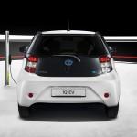 Toyota iQ EV Hinteransicht