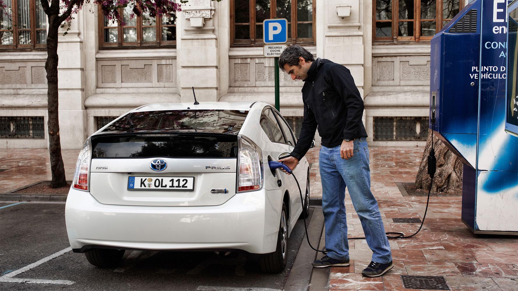 Toyota umweltfreundlichster Hersteller
