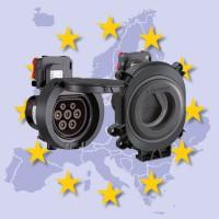 Typ 2 Norm ist für Europa, CHAdeMO enttäuscht