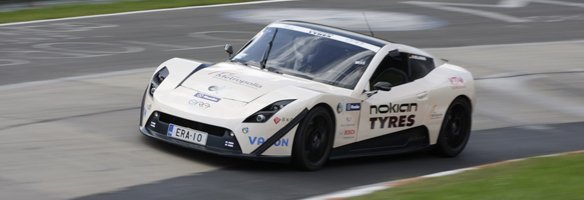 Nürburgringrekord für Elektroautos