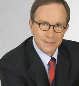 VDA Präsident Matthias Wissmann