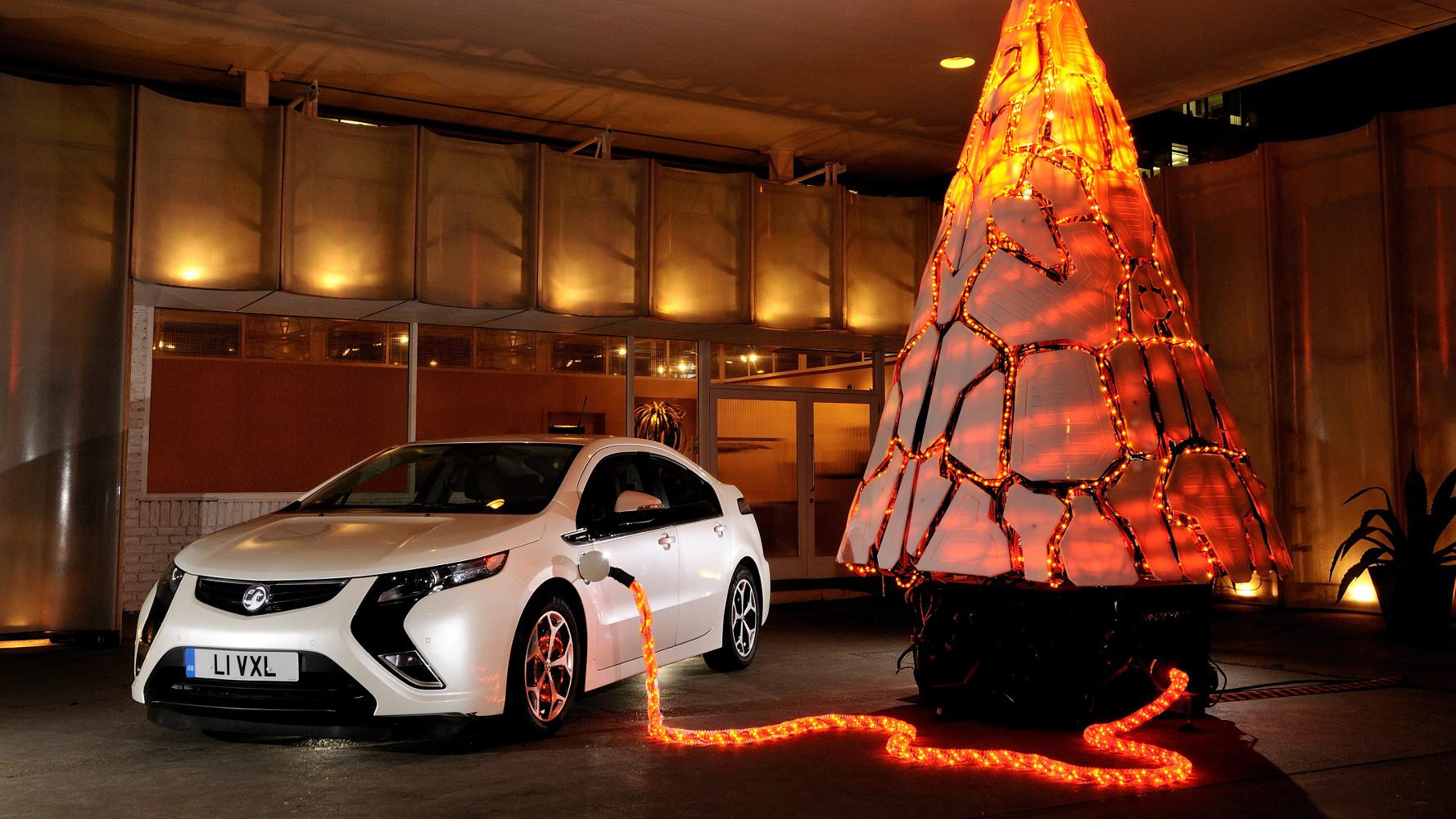 Vauxhall Ampera erhält 30 Tage Rückgabeoption