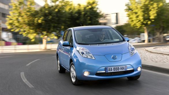 Verkaufszahlen USA Nissan Leaf vor Chevrolet Volt