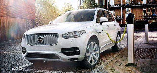 Hejdå Verbrennungmotor: Volvo setzt auf Elektroantriebe