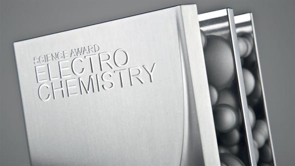 Wissenschaftspreis für Elektrochemie