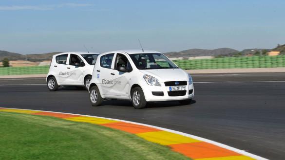 ZF EVD1 Elektroauto German-E-Cars Stromos