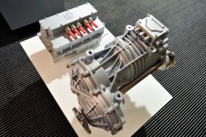 ZF Elektromotor Achsantrieb