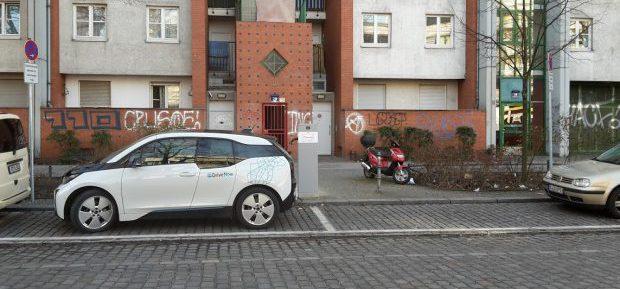 Berlin will Ladesäulen für Firmen fördern