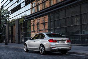 Der BMW 330e. Bild: BMW