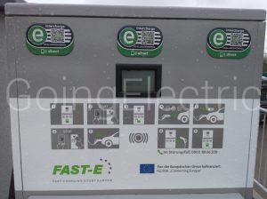 Fast-E war erst der Anfang. Ultra-E lädt mit 350 kW