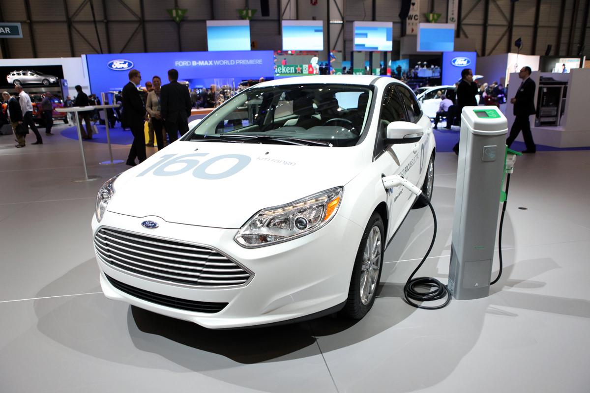 Gedämpfte Erwartungen für Ford Focus Electric