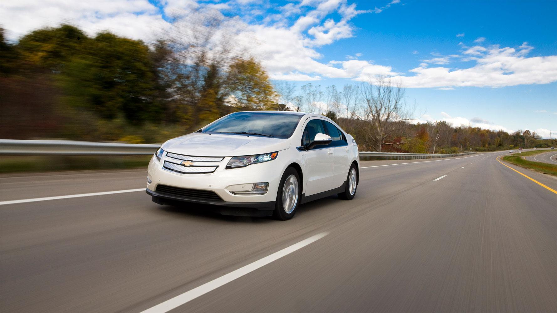 GM verliert mit jedem Chevy Volt / Opel Ampera 40.000 Dollar