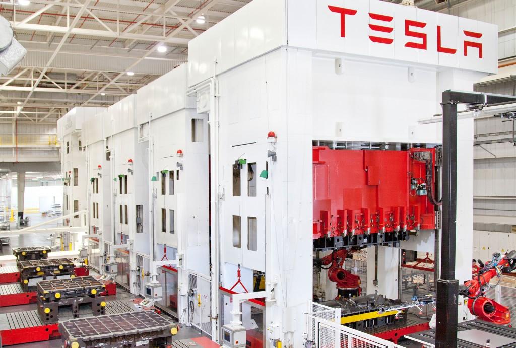 Inside Tesla