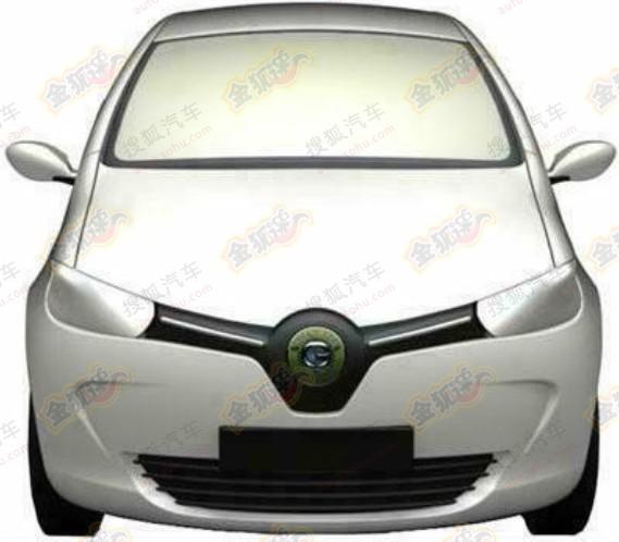 Renault ZOE Klon JO EV
