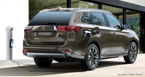 Bild: Mitsubishi Motors