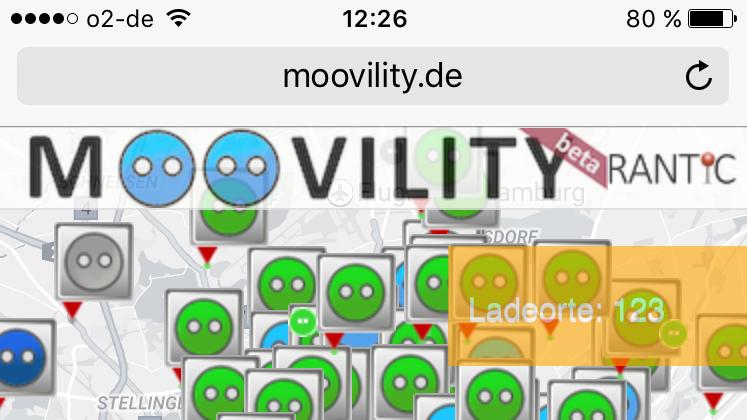 Alles im Blick: Live-Informationen zu Ladesäulen in Hamburg