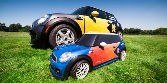 Mini Elektroauto Olympia