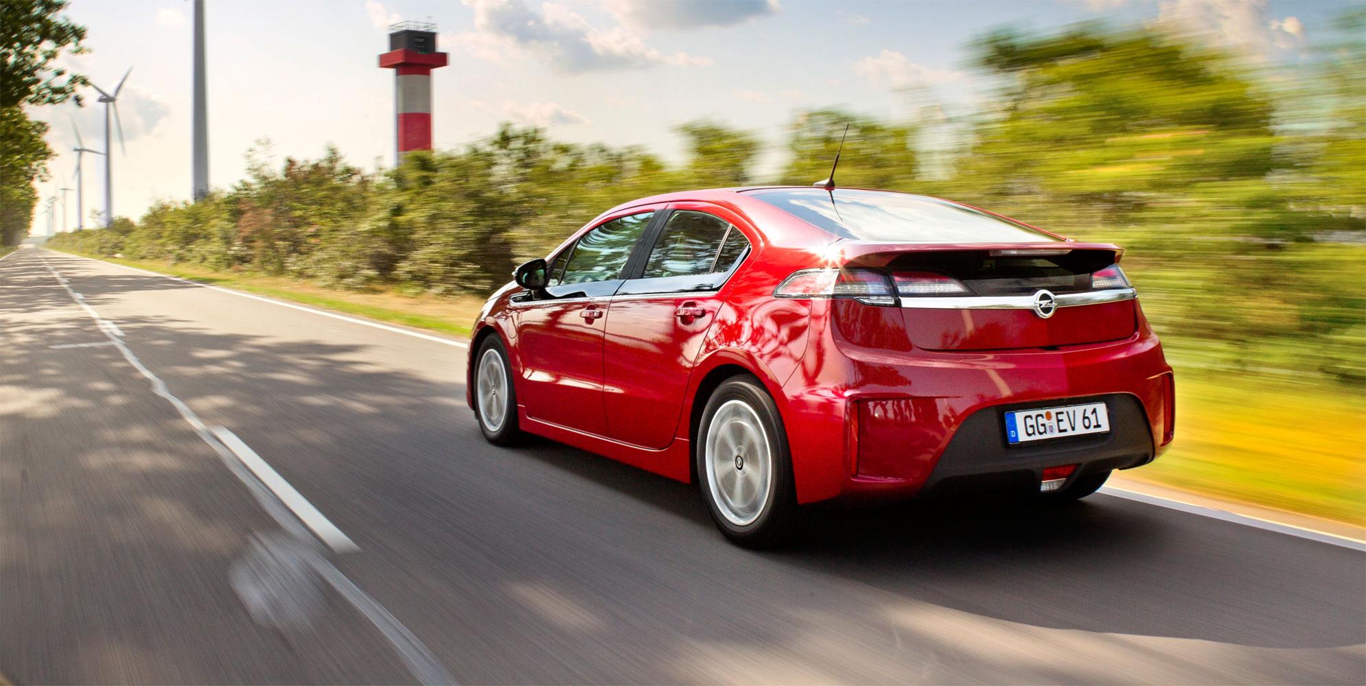 Volt vor Prius und Leaf – Verkaufszahlen USA