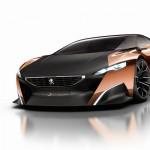 Peugeot Onyx Pariser Autosalon