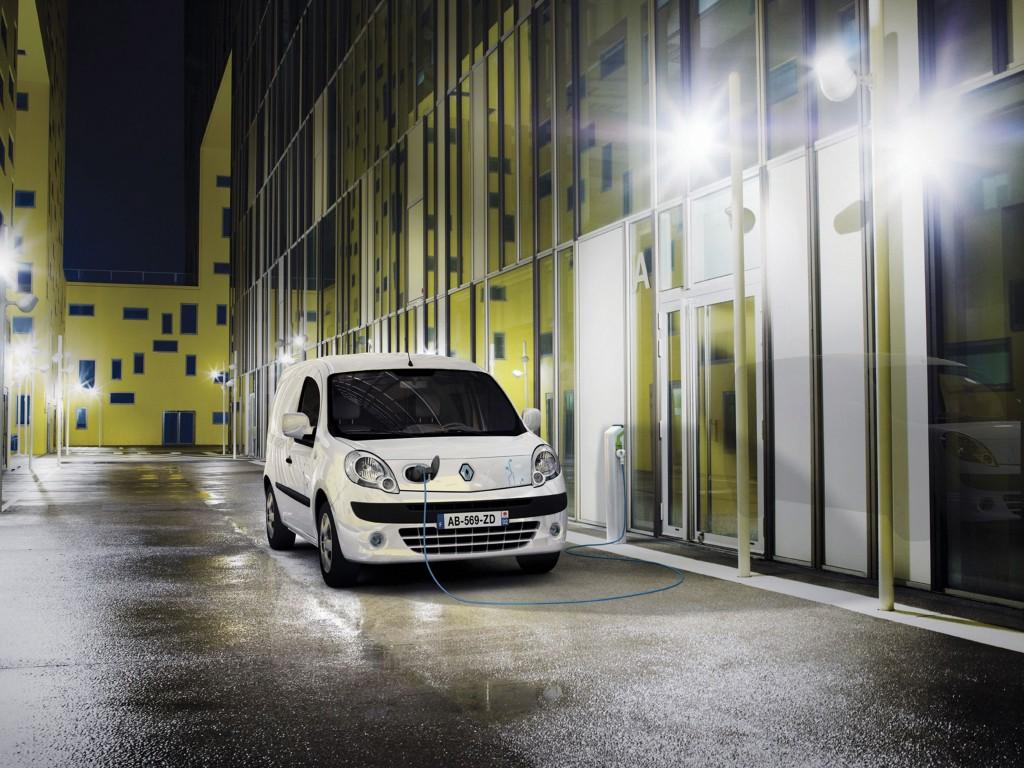 Renault Kongoo Z.E.