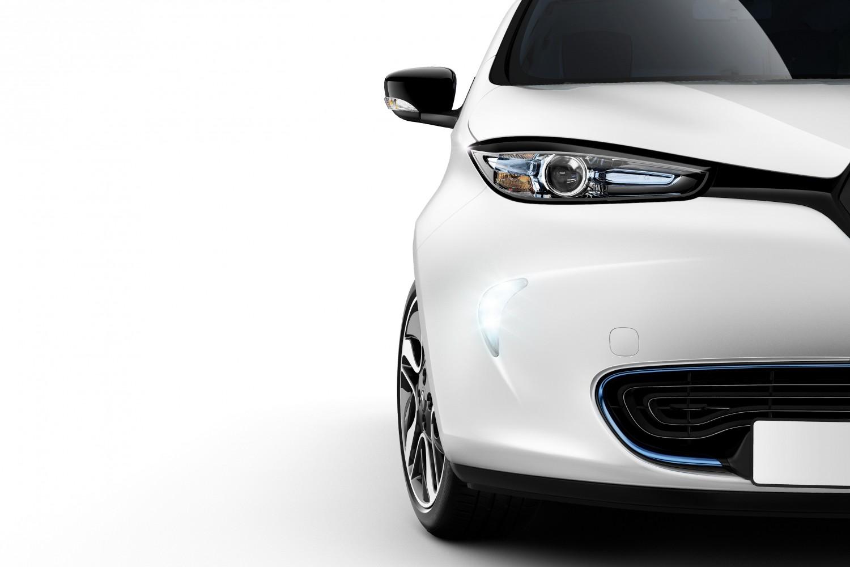 Renault ZOE auf Genfer Autosalon vorgestellt