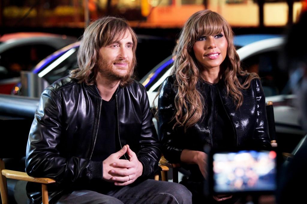 David und Cathy Guetta - Renault Twizy Werbespot